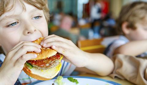 Escuela y alimentación: malos hábitos