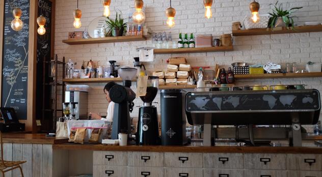 Cafeterías basura donde no se puede encontrar comida sana
